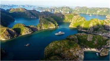 Top 6 du thuyền 5 sao được du khách Việt yêu thích